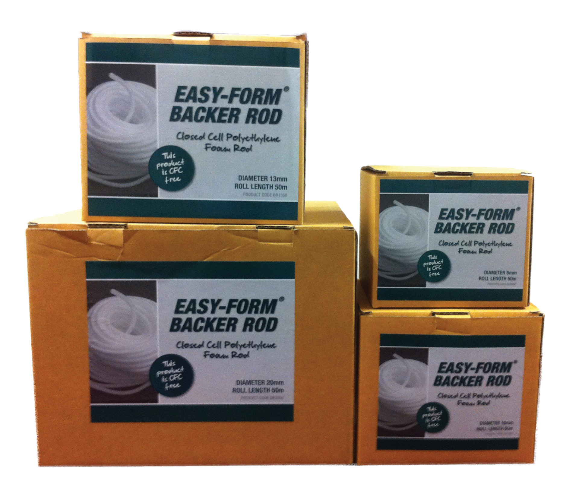 Easy Form Backer Rod 1 Sekisui Foam Australia